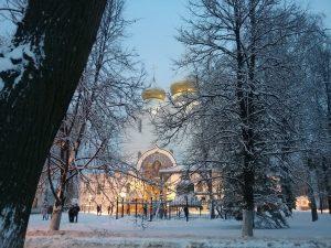 Богослужебная практика семинаристов. День памяти святителя Никиты, епископа Новгородского