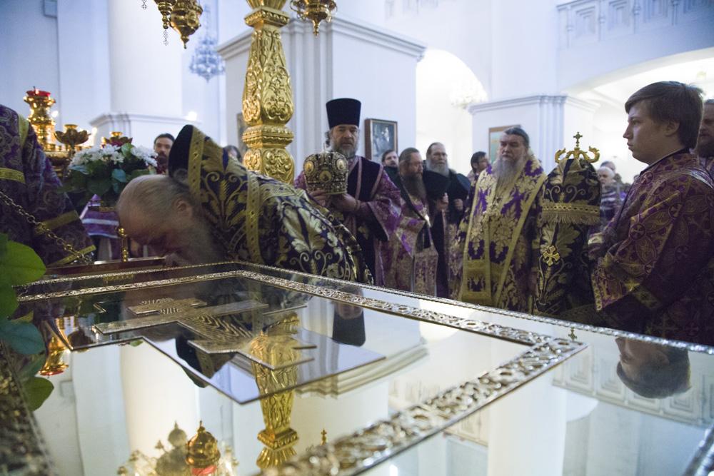 Митрополит Пантелеимон: Мы поражаемся силе духа и крепости веры ярославских чудотворцев