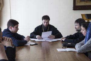 В семинарии обсудили воспитательную работу