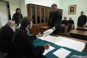 Начались выпускные квалификационные экзамены у студентов заочного сектора семинарии