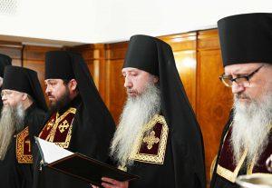 Слово архимандрита Бориса (Баранова) при наречении во епископа Некрасовского, викария Ярославской епархии