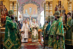 Совершена хиротония архимандрита Бориса (Баранова) во епископа Некрасовского