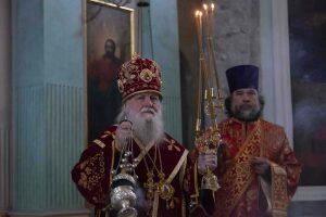 Поздравляем с Днем Тезоименитства ректора семинарии митрополита Ярославского и Ростовского Пантелеимона