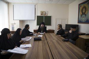 Межведомственная комиссия по вопросам образования монашествующих посетила Ярославскую митрополию