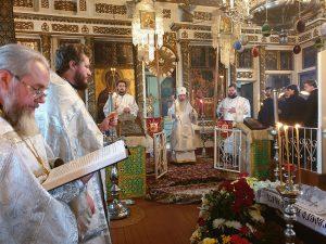 Сегодня состоялось отпевание иеромонаха Александра (Шихова)