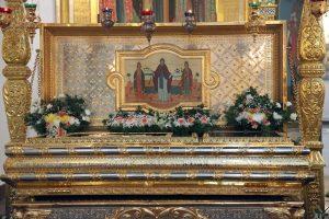 Память святых благоверных князей Феодора, Давида и Константина, ярославских чудотворцев