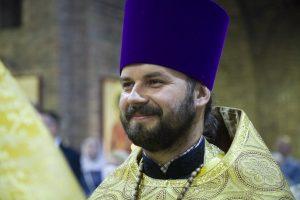Выпускник семинарии иерей Ярослав Горбунов поступил в магистратуру Санкт-Петербургской духовной академии