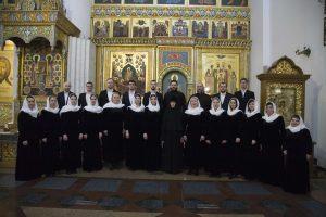Архиерейский хор Ярославской епархии прошел во второй этап Патриаршего фестиваля «Свет Христов»