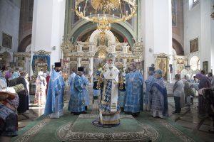 ПАМЯТЬ КАЗАНСКОЙ ИКОНЫ ОТПРАЗДНОВАЛИ В КАЗАНСКОМ ЖЕНСКОМ МОНАСТЫРЕ Г. ЯРОСЛАВЛЯ